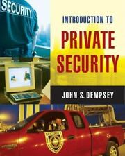 Introduction to Private Security by Dempsey, John S.