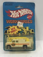 Hot Wheels 1983 Workhorse Phone Truck  5906 Moc
