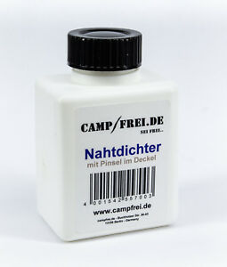 Nahtdichter 100ml Nahtkleber Versiegelung wasserdicht für Zelt und Stoff-Nähte