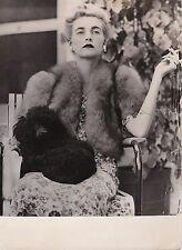 Barbara Hutton Vintage circa 1955