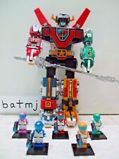 Voltron figures 5 Pilots Keith Princess Allur Hunk Pidge and Lance