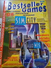 """BESTSELLER GAMES """"SIM CITY"""""""