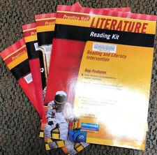Prentice Hall: Grade Eight: Reading & Literacy Intervention Teacher Bundle
