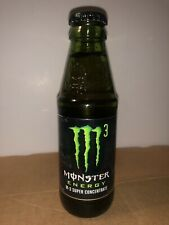 SUPER RARE Monster Energy M3               Super Concentrate Full Bottle