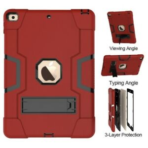 For Apple iPad mini 5 4 3 2 1 Hybrid Heavy Duty Case Shockproof Hard Stand Cover