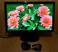 "BenQ 21.5"" inch Full HD HDMI DVI VGA Senseye Widescreen with built in speakers"