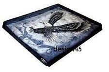 Solaron Blanket Eagle Thick Mink Plush King size Original Korean Licensed throw