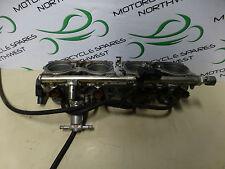 Honda Fireblade Cbr1000rr rr7 sc57 Acelerador Cuerpo Con Inyectores Ver Video bk140