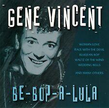 GENE VINCENT : BE-BOP-A-LULA / CD - TOP-ZUSTAND