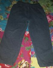 Euc Boy's Size 5 Charcoal Gray Old Navy Athletic Sweat Pants with Pockets