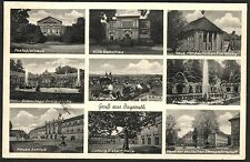 Germany Bayreuth Deutsches Reich PostCard Cover 1940