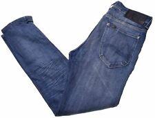 LEE Mens Jeans W30 L29 Blue Cotton Slim Cain DM05