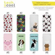 Funda Silicona Samsung Galaxy note 8 Animales y mascotas. Perros y gatos