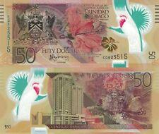 Trinidad and Tobago 50 Dollars (2014) - Polymer Commemorative p-54 UNC