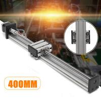 1204 Ball Screw CNC Linear Slide Stroke Stage Actuator Stepper Motor 400MM Long