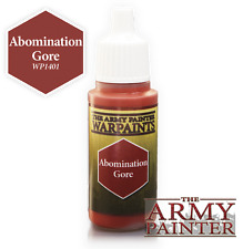 The Army Painter BNIB Warpaint - Abomination Gore APWP1401