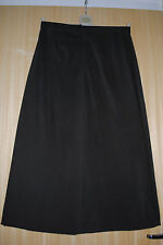 vintage next petite dark colour midi skirt