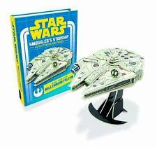 Smuggler's Starship: Activity Book and Model by Lucasfilm Ltd, Egmont  NEW #153