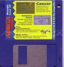 Amiga Format-Magazine coverdisk 39-César (Demo Disk) < MQ >