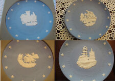 Wedgwood Historical Plates Yorktown - Paul Revere - Delaware- Boston -Nib Pick 1