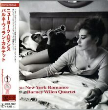 BARNEY WILEN QUARTET-NEW YORK ROMANCE-JAPAN MINI LP CD C75