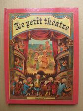 Isabella Braun - Le petit théâtre. Un recueil de quatre pièces (avec pop-up)