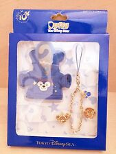 """JAPAN DUFFY/ShellieMay 10th Magical Tops TShirt Costume Outfit 4"""" + Strap Charm"""