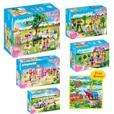 PLAYMOBIL Creative Kids Wedding Mega Toys Set | Indoor Games | Includes Bridal