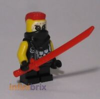 Lego Nails Minifigure from set 70640 Ninjago NEW njo394