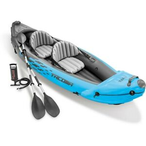 INTEX Sport Series Tacoma K2 10 ft 3 in Inflatable Kayak NEW FREE SHIPPING