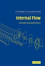 Internal Flow: Concepts and Applications: By Greitzer, E. M., Tan, C. S., Gra...