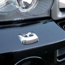 PARAURTI Anteriore Luci Anteriori Cromato Rondella Getto Copertura Per Range Rover Sport PROIETTORE