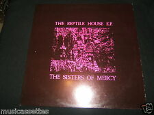 THE SISTERS OF MERCY THE REPTILE HOUSE EP FRENCH VINYL