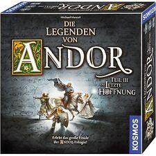 Kosmos Die Legenden von Andor - Teil III: Die letzte Hoffnung, Brettspiel