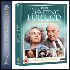 Waiting for God Complete Collection Season 1 2 3 4 5 Series One-five R4 DVD