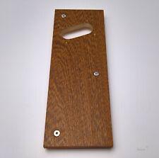 Tone Arm Board for Thorens TD 125 I / II Tonarm Brett, Wenge, SME 3009