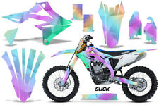 Suzuki RMZ450 RMZ 450 Graphics Kit Dirt Bike Wrap Decals Stickers 2018 SLICK