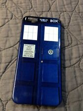 Dr. Who Tardis Iphone 5  case official license underground toys/BBC
