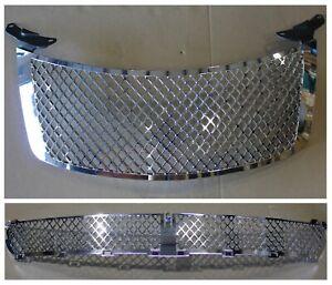 OEM Factory 2009 Chrysler PT Dream Cruiser 5 Series Grilles Chrome Honeycomb