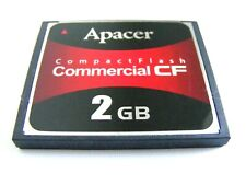 2gb Compact Flash Card (2 GB CF mappa) Apacer USATO