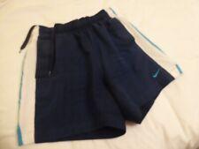 NIKE Blue/White Swimming Shorts Size S