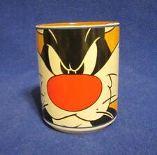 14 oz Looney Tunes Sylvester the Cat Mug Gibson 1998