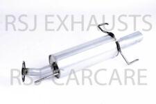 EXHAUST SILENCER OPEL ASTRA G Hatchback  1.8 16V Petrol 1998-02-> 2000-09