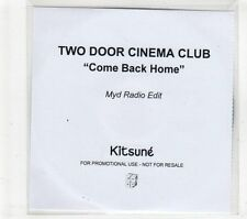 (GT440) Two Door Cinema Club,  Come Back Home - 2010 DJ CD