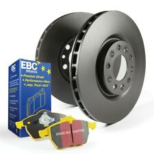REAR EBC GD7339 3GD DRILLED /& SLOTTED SPORT BRAKE ROTORS
