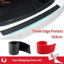 Car Trunk Rear Edge Protector Rubber Bumper Guard SUV Extra Wide Auto 104 cm