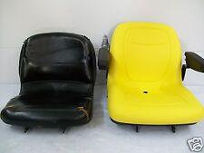 YELLOW SEAT JOHN DEERE COMPACT TRACTORS 670,770,790,870,970,990,1070,4005 #KH