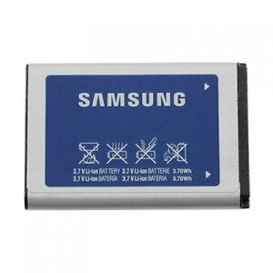 New Samsung Smooth Verizon Cell Phone Battery SCH-U350 AB553446GZ Blue 1000mAh