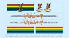 Viking Bicycle Decals-Transfers-Stickers #4