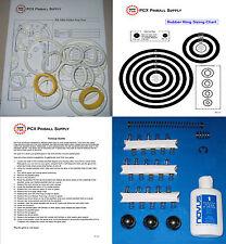 1970 Bally Big Valley Pinball Machine Tune-up Kit
